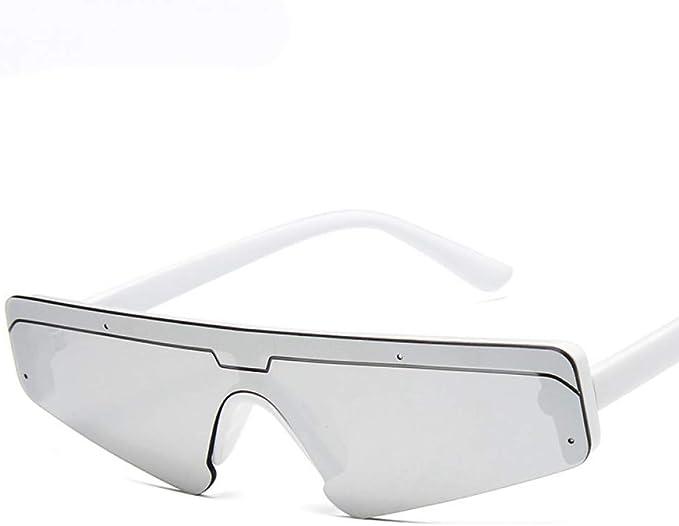 BKALFLWA Gafas de Sol para Mujer Gafas De Sol Moda Hombre ...