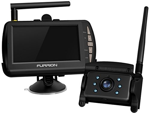 Furrion FOS48TA-BL RV Digital Wireless Observation System (Camera + Monitor) by Furrion