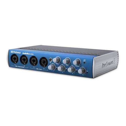 PreSonus Audiobox 44VSL 24-Bit/96 kHz 4x4 USB 2.0 Audio Interface by PreSonus