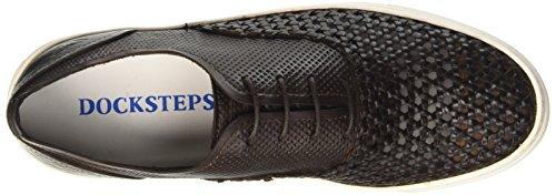 Docksteps Gold, Sneakers A Collo Basso Uomo Marrone (Tdm)
