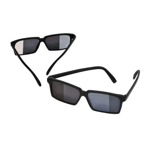 Spy Look Behind Sunglasses - Behind Sunglasses You See