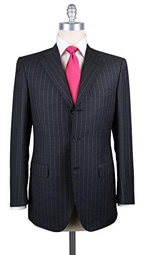 (Brioni New Dark Gray Suit 44/54)