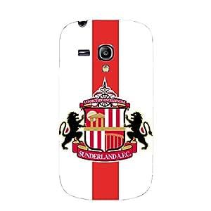 Classical Design Sunderland AFC Phone Case 3D Phone Case Snap on Samsung Galaxy S3 Mini Arsenal FC Logo