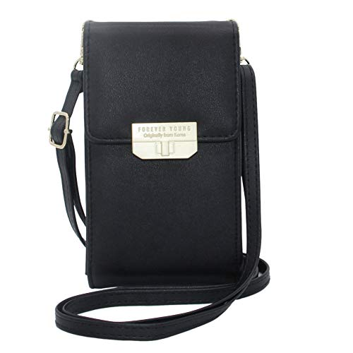 ff3b9a1736f Bolso Bandoleras Cruzada Pequeños Mujer Bolsas Mochila de Mano Mini  Covertible Crossbody Bolsos y Carteras de