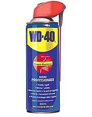 WD-40 MULTIFUNZIONE - Lubrificante Spray Multifunzione Anticorrosivo e Sbloccante con Sistema Professionale Doppia Posizione - 500 ml