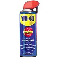WD-40 Prodotto Multifunzione - Lubrificante Spray con Sistema Professionale Doppia Posizione - 500 ml