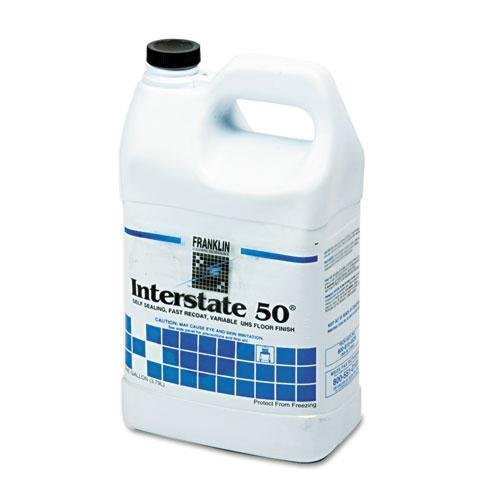 FRANKLINCLEANING F195022EA Interstate 50 Floor Finish, 1gal Bottle