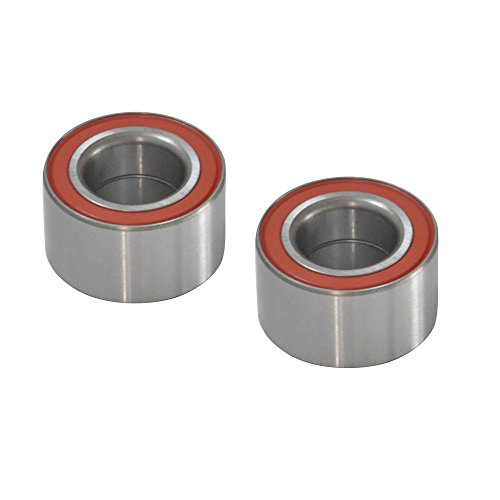DRIVESTAR 513024x2 Pair:2 New Front LH and RH Wheel Hub Bearings for Acura Integra Honda Civic CRX (Integra Bearing Acura Wheel)