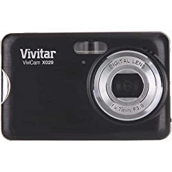 Image of the product Vivitar Vivicam VX029 that is listed on the catalogue brand of Vivitar.