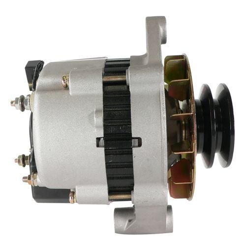 DB Electrical AMN0023 New Alternator For Melroe & Mitsubishi Lift Truck Forklift, Caterpillar 91920-04200, TA000B32301 400-46015 400-46032 12483 1-2467-01MD 12483N