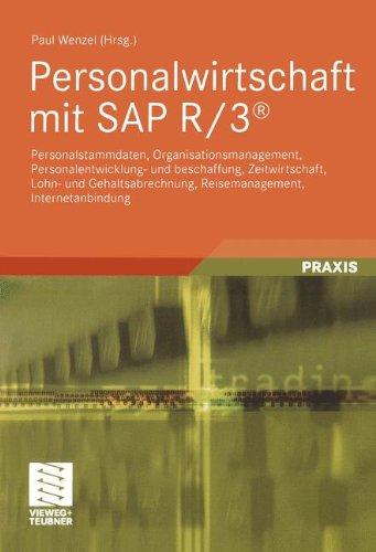 Personalwirtschaft mit Sap R/3: