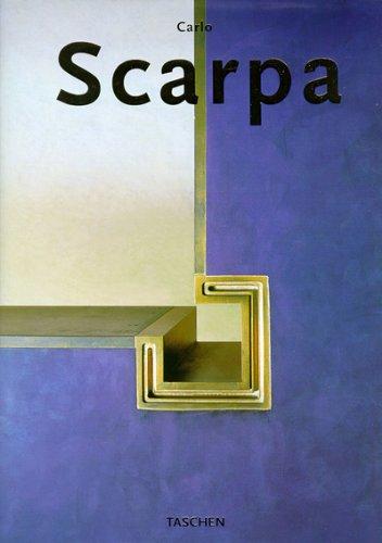 CARLO SCARPA. Edition trilingue français, anglais, allemand
