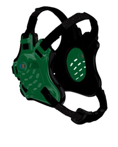 Cliff Keen Tornado Headgear -KELLY GREEN/BLACK/BLACK ()