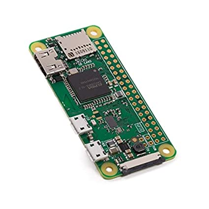 Amazon Com Raspberry Pi Zero W Wireless 2017 Model Computers