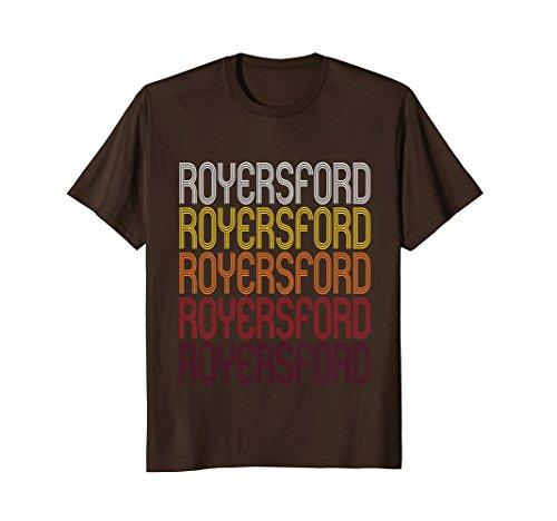 Mens Royersford, PA   Vintage Style Pennsylvania T-shirt XL (Royersford Pa)