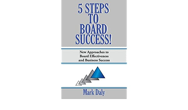 5 Steps to Board Success