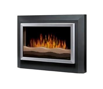 Cool Dimplex Sahara Wall Mounted Electric Fireplace In Gunmetal Interior Design Ideas Helimdqseriescom