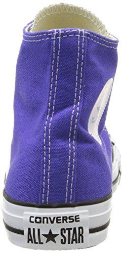 Converse Unisex-Erwachsene Chuck Taylor All Star-Hi High-Top Violett (Periwinkle)