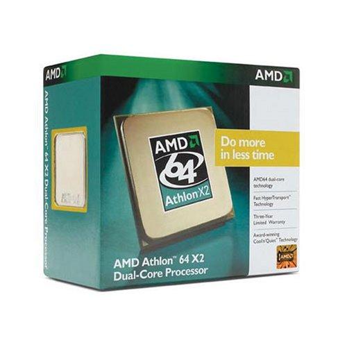 Athlon 64 X2 Dc 6400+ AM2 3.2G 2MB 90NM 125W 2000MHZ -