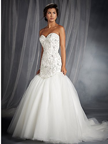 Alfred Angelo 249 Wedding Gown ()