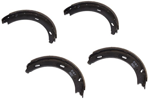 Bosch BS816 Blue Drum Parking Brake Shoe Set