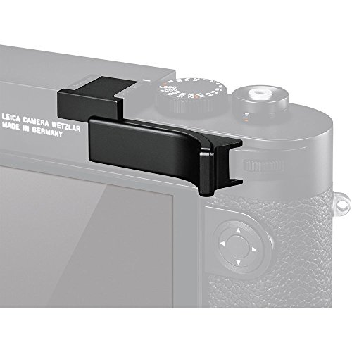 Leica M10 Thumb Support (black) by Leica