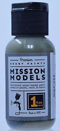 Mission Models US Dark Green FS#34079, MMP-058 1oz.