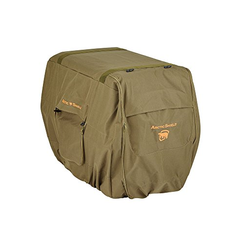 ArcticShield Uninsulated Kennel Cover, X-Large, Winter Moss