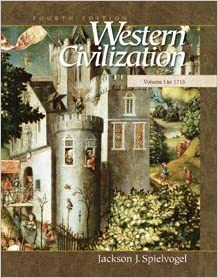 Amazon western civilization volume i to 1715 9780534568368 western civilization volume i to 1715 4th edition fandeluxe Choice Image