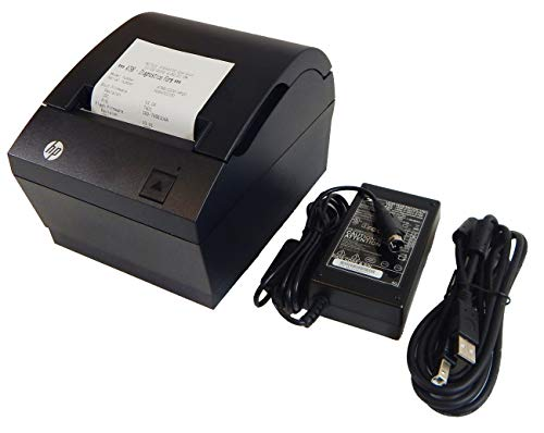 - HP Value Serial/USB Receipt Printer II 752608-002 753911-002 A798-C20D-HP20