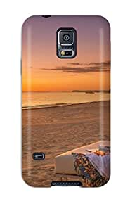 Ultra Slim Fit Hard BenjaminHrez Case Cover Specially Made For Galaxy S5- Holidays