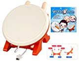 WruiImproved Soft Leather Drum for Wii Taiko No