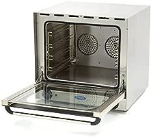 MCO - Horno de aire caliente con parrilla y vaporizador: Amazon.es ...
