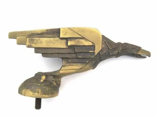 Eagle Hood Ornament for Minerva Cars - 115 for sale  Delivered anywhere in USA