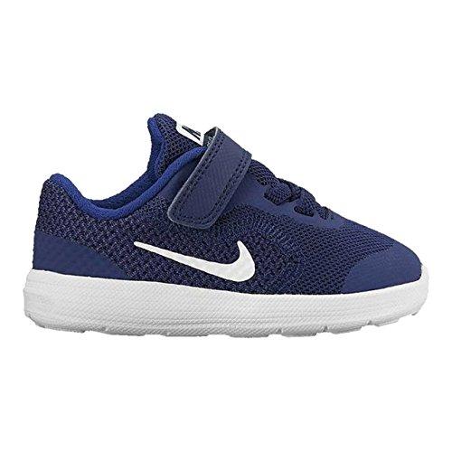 819415-406 Boys Nike Revolution 3 (TD) Toddler Shoe 5Y