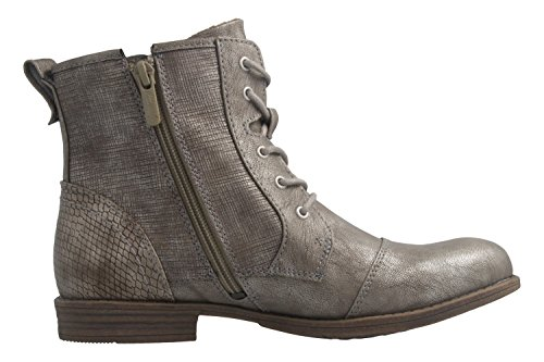 Femme Gris 1157 Bottes Mustang 258 549 xzqwaA