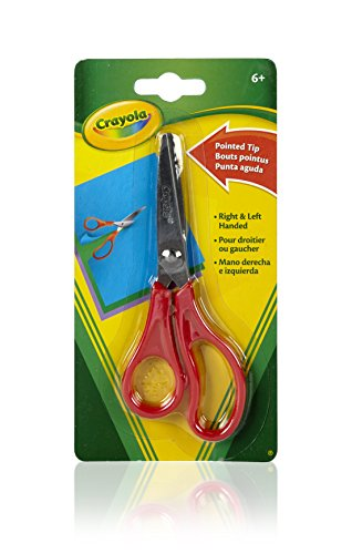 Crayola Pointed Scissors Colors Vary