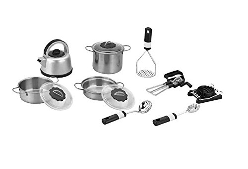 Price comparison product image NF5800A-3 Playing house kitchen miniature Cookware set