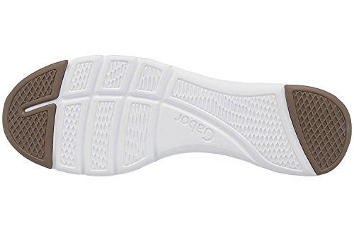 De Gabor Damesschoenen 66.306.36 Dames Sneaker, Schnürer, Lace Up Brogues Rame / Huid / Rose