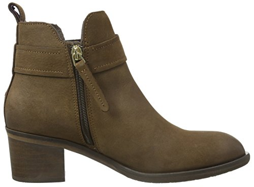 Tommy Hilfiger Women's P1285arson 8n Ankle Boots Brown (Mink906) i4tl2gQYQf