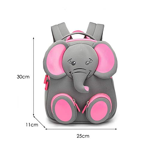... Fashion Kids Backpack Boys 3D Bear School Bags Cute Animals Design Waterproof Girls Children Backpacks Kids Bag Escolares - by Osaro Shop - 1 PCs
