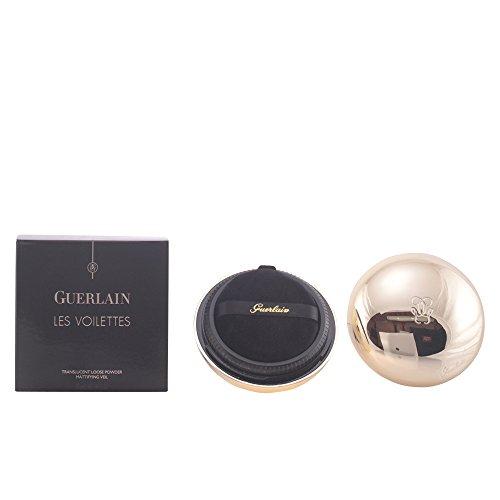 (Guerlain Les Voilettes Translucent Powder, Mattifying Veil Loose, No. 2 Clair)