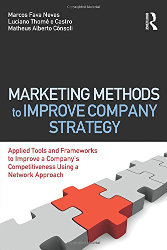 Marketing Methods to Improve Company Strategy: Applied Tools and Frameworks to Improve a Company's Competitiveness Using