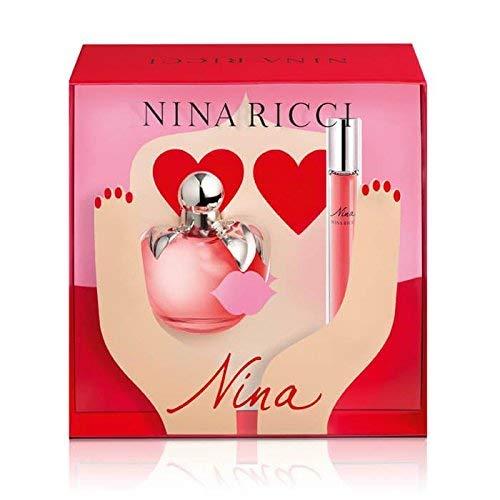 Nina Ricci LExtase Fuax Leather Clutch