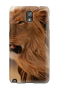 Hot New Lion Case Cover For Galaxy Note 3 With Perfect Design