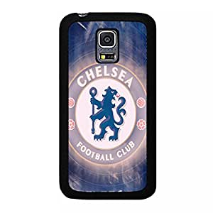 Shing Popular Logo Chelsea FC Phone Case Cover for Samsung Galaxy S5 Mini