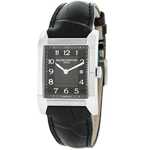 Baume and Mercier Black MOA10019 Quartz Women's Watch
