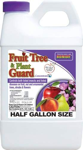 Bonide Products 2041 Fruit Tree & Plant Guard Concentrate, 1/2 Gallon