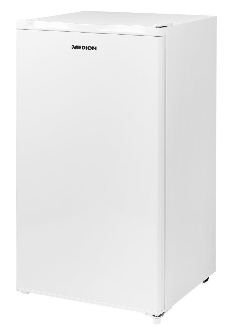 MEDION MD 37242 Kühlschrank mit Eiswürfelfach / 93 Liter/Türanschlag ...