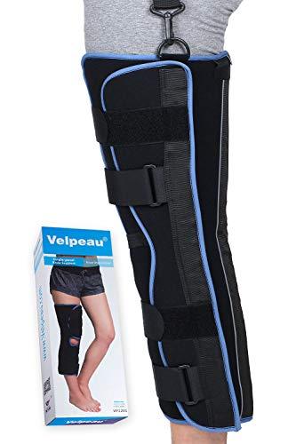 Velpeau Tri-Panel Knee Immobilizer Brace - 16